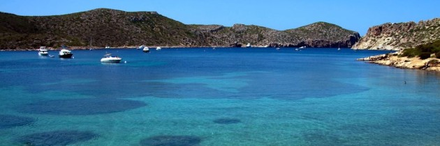 Visit the Island of Cabrera in Majorca
