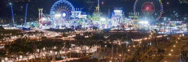 April fair in Majorca
